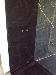 Perfect Cérame - Concept Salle de Bain Haut de Gamme - Faience marbre noir