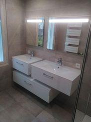 Perfect Cérame - Concept salle de bain clé en main- Meuble vasque