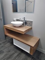 Perfect Cérame - Guenrouet - Concept salle de bain - Meuble vasque