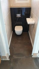 Perfect Cérame - Guenrouet - WC suspendu - Bâti WC grand format