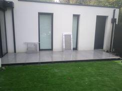 Perfect Cérame - La Chapelle Sur Erdre -Terrasse sur plot