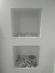 Perfect Cérame - Nantes - Concept salle de bain - Niche intégrée