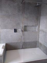 Perfect Cérame - Orvault - Concept salle de bain Haut de Gamme - Receveur de douche