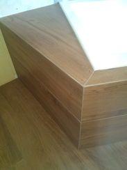 Perfect Cérame - Orvault - Salle de bain Haut de Gamme - Angle biseauté