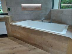 Perfect Cérame - Orvault - Salle de bain Haut de Gamme - Baignoire encastrée